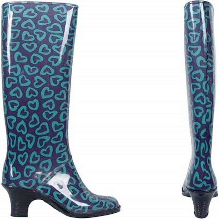 Marc by Marc Jacobs stivale gomma, rubber bottes