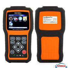 Foxwell NT630 AutoMaster Pro ABS and Airbag Reset Tool OBD2 Scan Tool