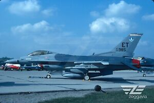 Original-slide-82-0985-Lockheed-F-16-U-S-Air-Force-USAF-1990