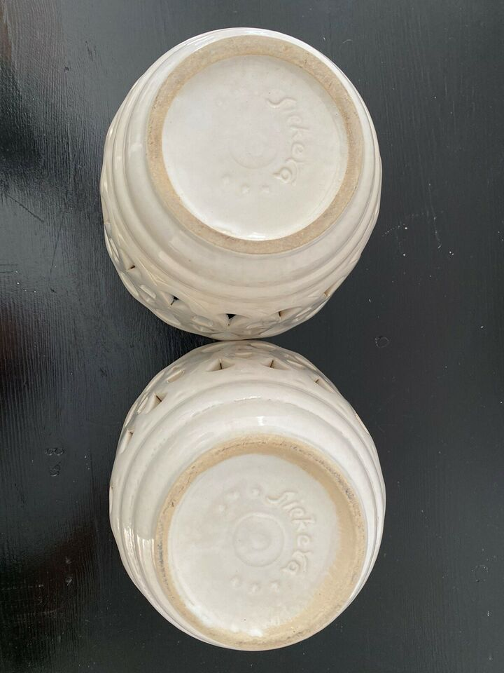 Porcelæn, Urtepotteskjuler