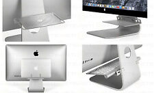 TWELVE SOUTH BackPack 3 Ripiano regolabile in Alluminio per iMac e Apple Display