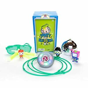 FGTeeV Party in The Elevator with FV Family Figures and Accessories - New 2020