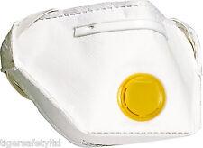 Delta Plus Venitex M1200VP FFP2 P2 Disposable Respirator Face Dust Masks Case 10