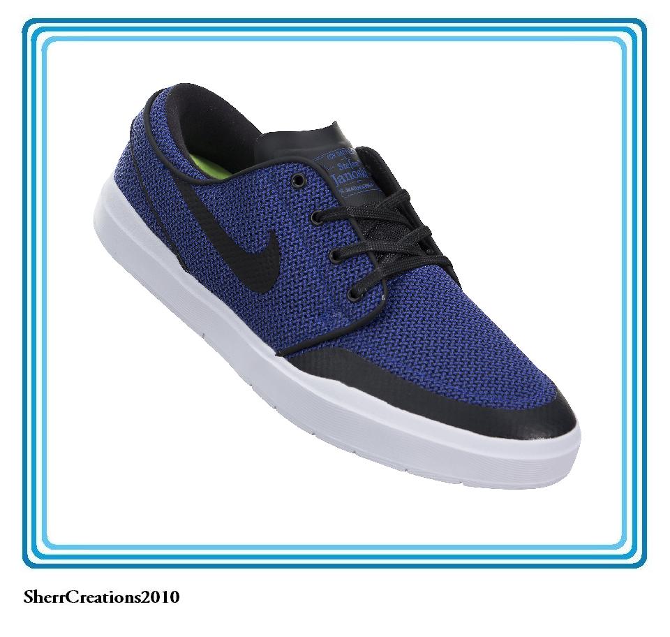 new concept a3c48 4e754 New Nike Stefan Janoski Hyperfeel XT XT XT 855922-500 Men s SB Shoe Blue  7d7f0f
