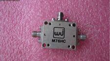 used Mixer M76HC M/A-COM 2.5-10.5GHz RF microwave coaxial three balanced mixer