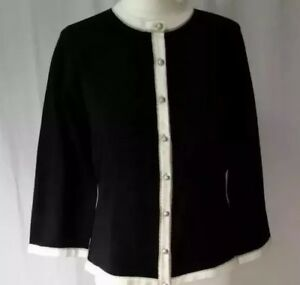 M-amp-S-Cardigan-Round-Neck-Gold-Edging-amp-Buttons-Christmas-Sparkle-14-CB2