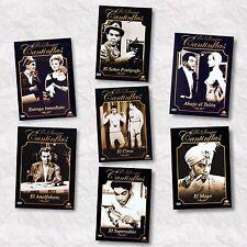 7 DVD PACK- CANTINFLAS POR SIEMPRE- Entrega Inmediata,El Analfabeto,El Circo NEW