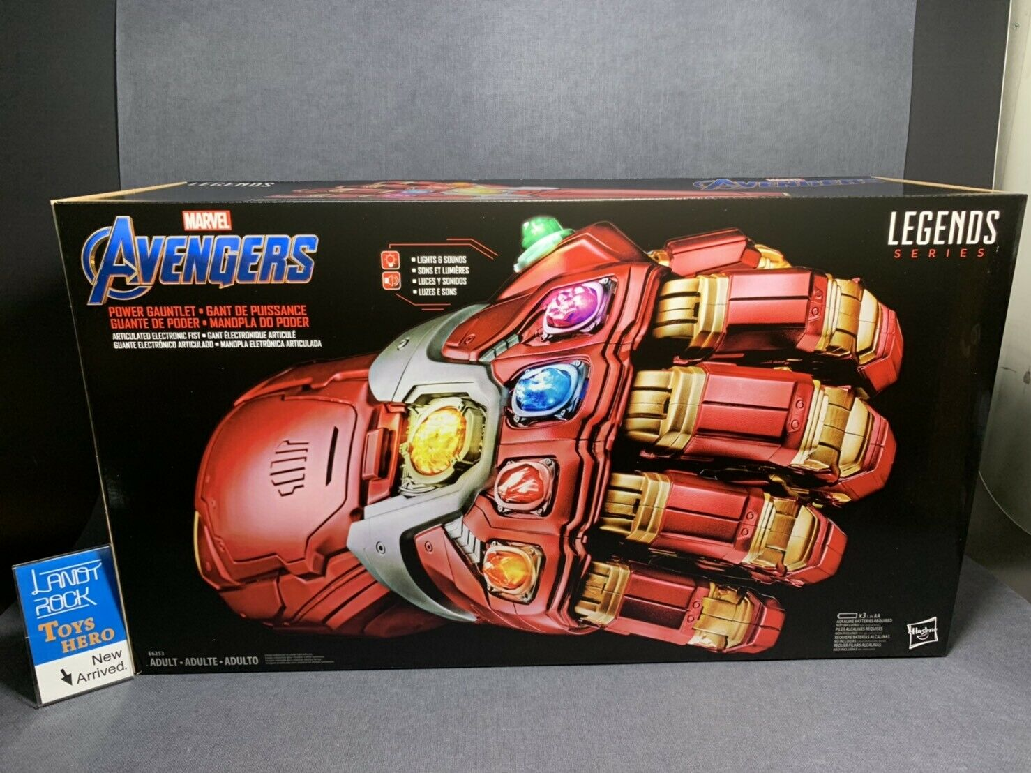 Dans la main Marvel Legends  Avengers Issue électronique Gear Hammer Head  prendre jusqu'à 70% de réduction