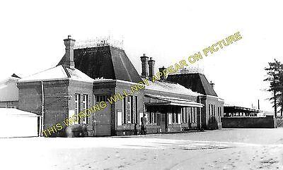 Ross-on-Wye Railway Station Photo Fawley to Kerne Bridge. 4