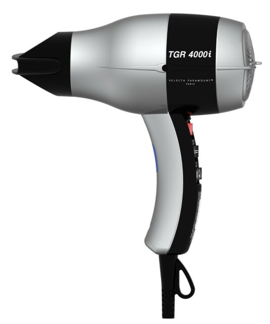 Velecta Paramount TGR4000i Professional Hair Dryer Ionic Blow Dryer AUTHENTIC