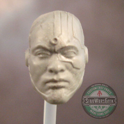"""ML157 Custom Cast head use with 6/"""" Marvel Legends action figures"""