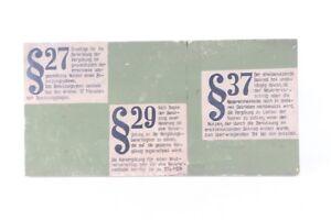 Nice-Old-Picture-Wood-Motif-27-29-37-Remuneration-Vintage-Design-Wall-GDR