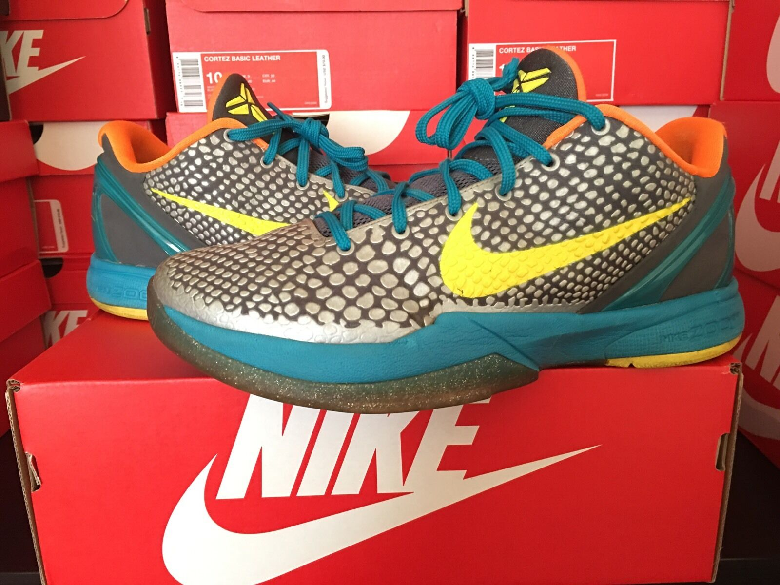 Nike Kobe 6 VI 9 Helicopter Jordan Lebron Yeezy KD LOT 12 10 9 8 7 5 4 3 2 1 The most popular shoes for men and women