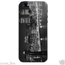 COVER PER IPHONE 5 5S IN PLASTICA RIGIDA DESIGN MODELLO NEW YORK NOTTURNA