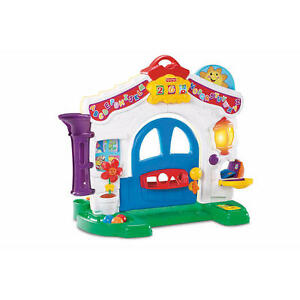 Fisher-Price-Laugh-amp-Learn-Learning-Home-Playset-zTS