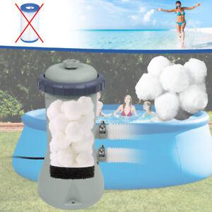 filter balls filterkartusche alternativ zu intex filterkartusche filter a pool ebay. Black Bedroom Furniture Sets. Home Design Ideas