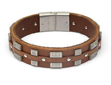 IUSM-SW-CHW: Star Wars Chewbacca Bandolier Leather Bracelet - Exclusive