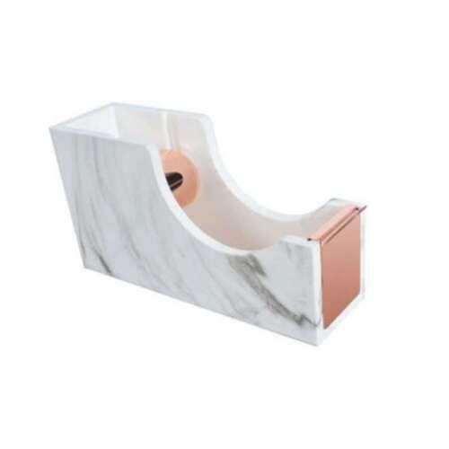 Desktop Tape Dispenser Tape Cutter Washi-Tape Dispenser Roll Tape Holder