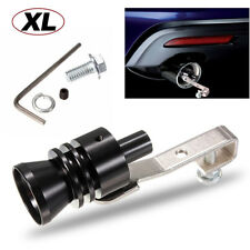 iSaddle Sound Exhaust Muffler Pipe Whistle Blow Off Valve BOV Simulator Size XL