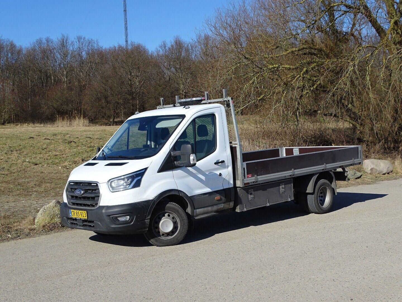 Ford Transit 470 L4 Van 2,0 TDCi 170 Trend H3 RWD
