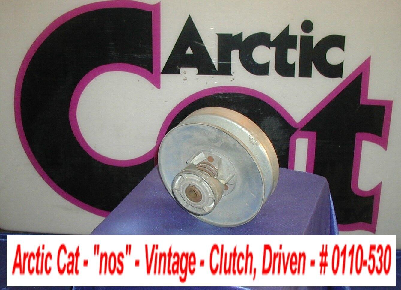 Arctic Cat Snowmobile Driven Clutch Vintage 1971 Panther Puma