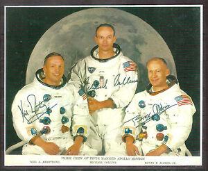 Apollo11-Photo-Reprint-Autograph-Neil-Armstrong-Buzz-Aldrin-Michael-Collins