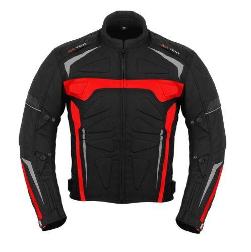 Abbigliamento MOTO MOTO IN CORDURA GIACCA GIACCA MOTO TG XS-Imbottitura 7xl