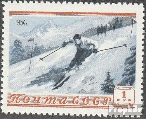 SovietUnion 1715 unmounted mint never hinged 1954 Sports