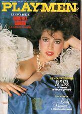 rivista erotica - PLAYMEN EDIZIONE ITALIANA - Anno 1985 Numero 3