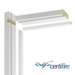 Image Is Loading FIRE DOOR LINING SET Frame Casing Fire Rated