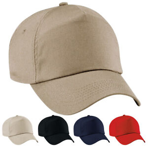 Hat-Snapback-Baseball-Plain-Cap-Adjustable-Fastner-Golf-Summer-Cap-Unsex