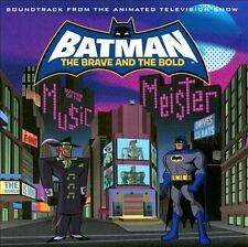 Batman The Brave & the Bold [Soundtrack from Animated Television Show] JZ1207