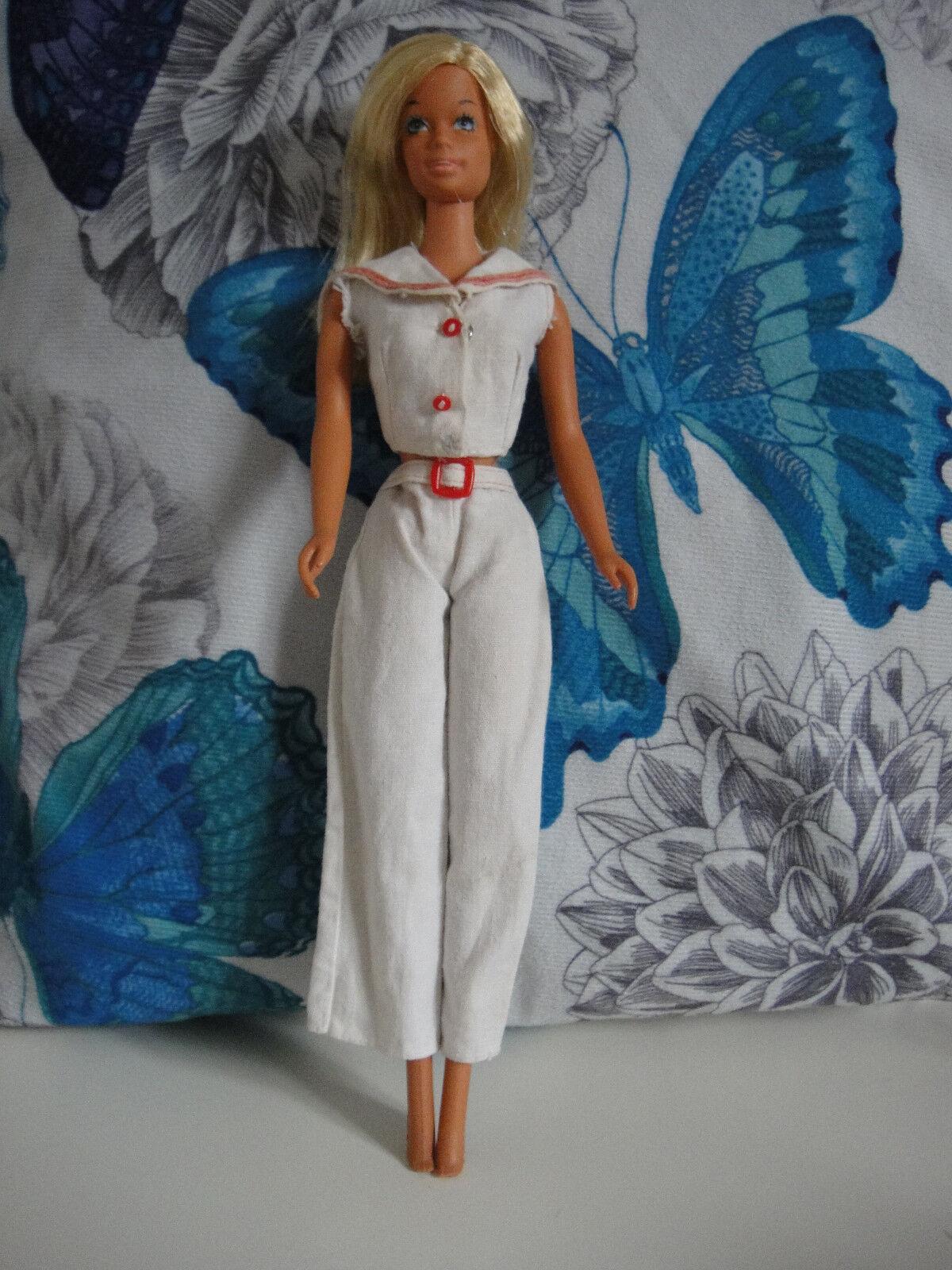 Mattel Barbie   Superstar Standard malibu Face new port NEWPORT vintage