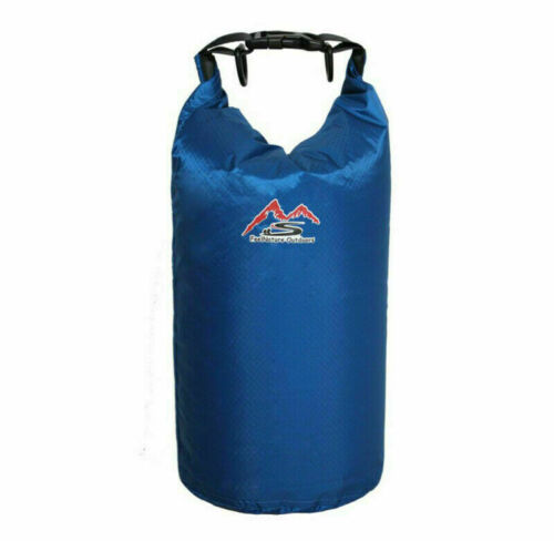 Waterproof Dry Bag 20L Storage Pack Winter Outdoor Sport Beach UK STOCK