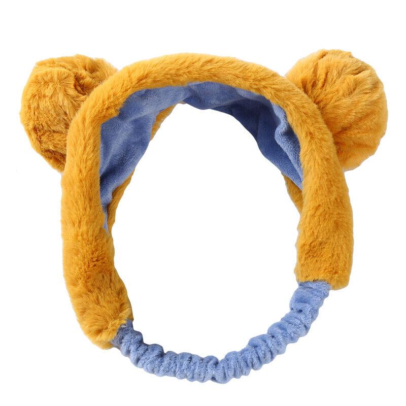 Buy Cheap Lovely Women Girls Sweet Bear Ear Design Wide Hair Band Fashion Headband One