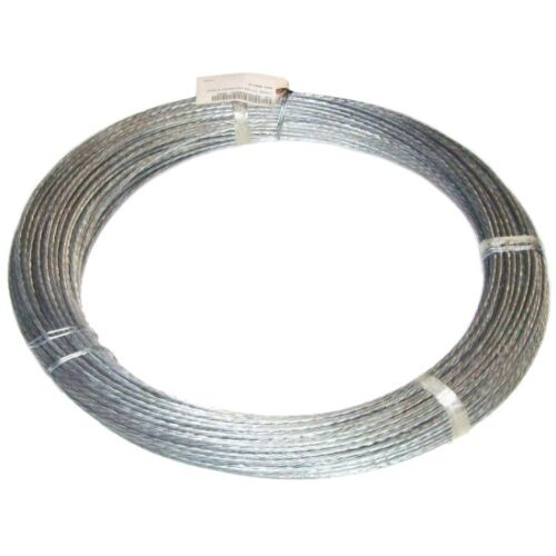"""3//16/"""" inch EHS Guy Wire Strand ROHN Tower Down Guy 500/' FT Foot R-3//16EHS500"""