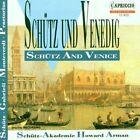 Schütz and Venice IMPORT CD 2005