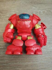 2014 #2 pas de figure Marvel Super Hero Squad-Iron Man Hulk Buster Armor uniquement