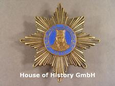 Georgien: Orden der Heiligen Tamara , Bruststern 1.Klasse, Bronze