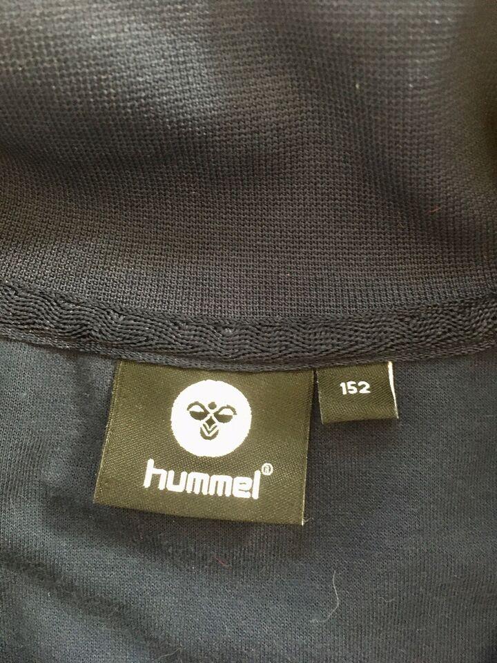 Trøje, Ny zip cardigan, Hummel