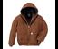 Carhartt Heritage Duck Active Jacket Winterjacke Limitiert Red Duck 104151