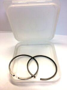 Piston Ring Set Fit STIHL 056 AV 56 mm 056 Magnum tronçonneuse Anneaux kolbenring