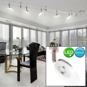 Lujo-Luz-de-techo-LED-ALUMINIO-Spot-Salon-ESS-Habitacion-Viga-Iluminacion
