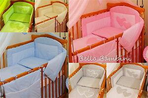 5pcs-Bedding-Set-to-fit-Cot-Bed-140-x-70cm-or-Cot-120-x-60cm-100-COTTON