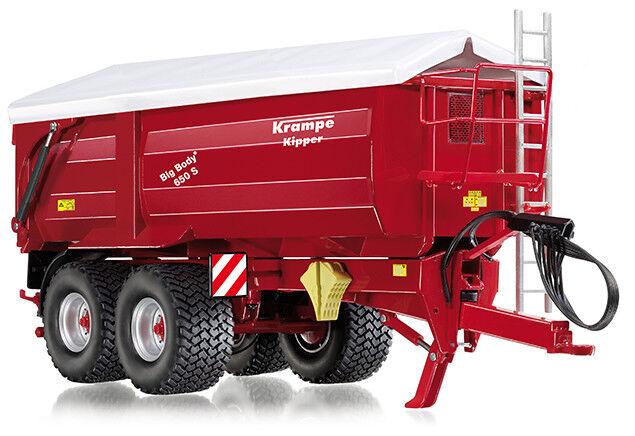 WIK77335 - KRAMPE Big Big Big Body 650S 2 essieux - 1 32 766785