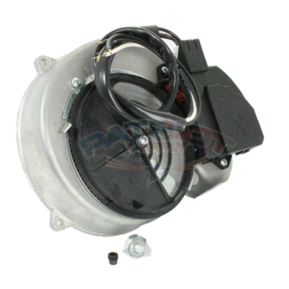 Electric Motor Retrofit Kit: RIELLO C7001081 ELECTRIC AIR SHUTTER RETROFIT KIT FOR F3