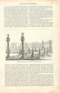 Candélabres Décoration du Pont de la Concorde Paris GRAVURE ANTIQUE PRINT 1895 - France - EBay Candelabra Decoration of the Bridge of the/de la Concorde Paris France Article Complet ANTIQUE PRINT GRAVURE 100 % DÉPOQUE 1895 PORT GRATUIT EUROPE A PARTIR DE 4 OBJETS BUY 4 ITEMS AND EUROPE SHIPPING IS FREE Il s'agit d'un fragment de page - France