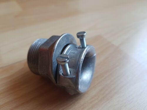 HARTING SKV 21 Zugentlastung Kabelverschraubung PG21 original Neuware Metall