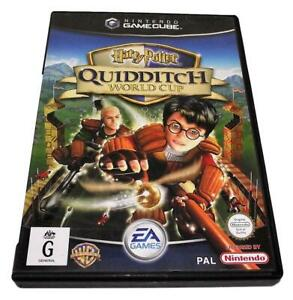 Harry Potter Quidditch World Cup Nintendo Gamecube PAL *Complete*