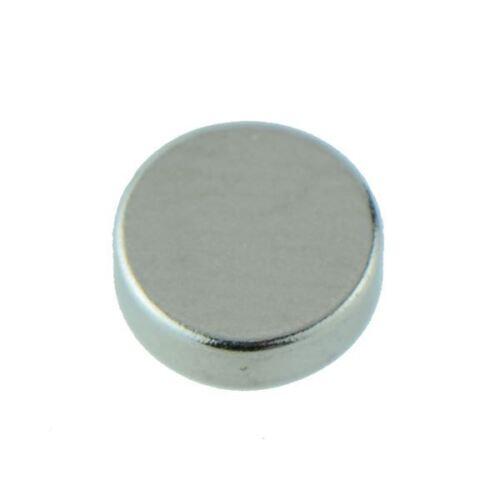 MAGNETE A Disco 6 x 2 mm-M1219-4 Comus Reed